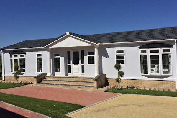 Montevideo Park, Weymouth Dorset - Luxury Park Lodges For Sale